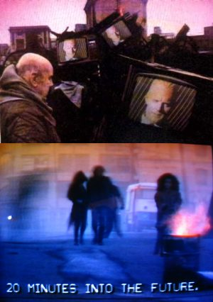 Max Headroom. (Top image from dekorte.com)