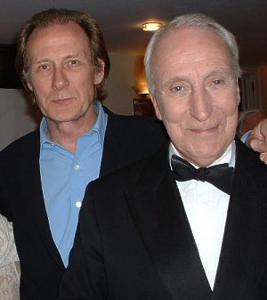 Herald editor Cameron Foster (State of Play) meets Francis Urquhart (House of Cards)? From the Winchester Festival - djdchronology.com