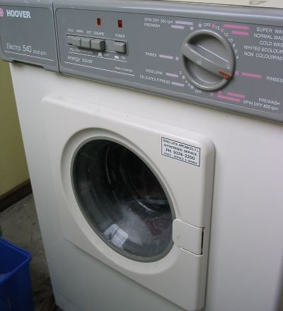 repair my washing machine