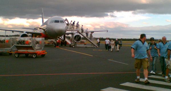Vé máy bay đi Hobart