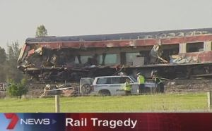 Kerang train accident