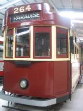 Tram to Paradise