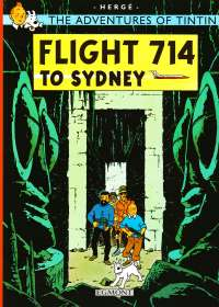 Tintin: Flight 714