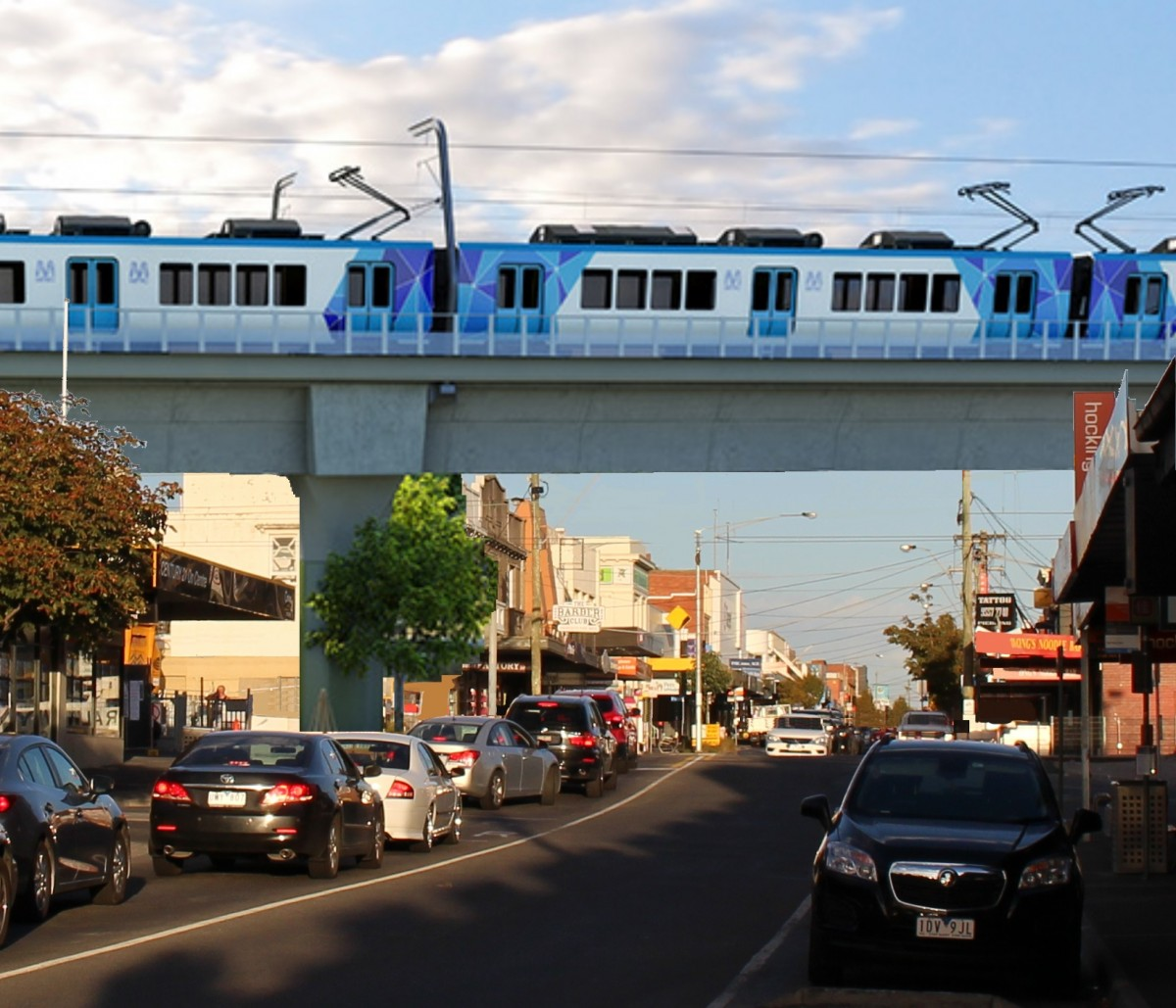 What if Bentleigh had got Skyrail?