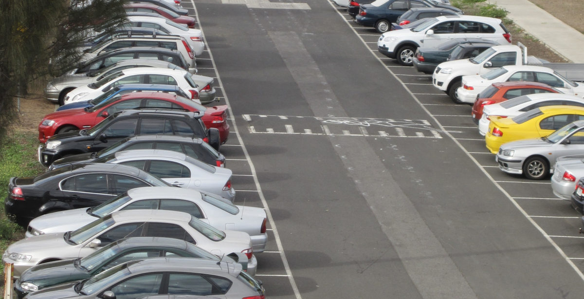 Park and ride is not as significant as you might assume