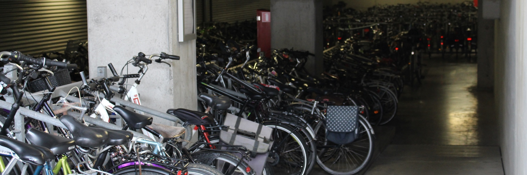 Bike parking: the next generation